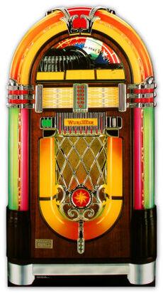 Wurlitzer-jukebox