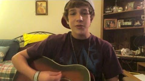 Lazy Song Bruno Mars cover by Austin Mahone with lyrics