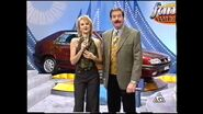 John burgess and adriana xenides on wheel of fortune -family week 1995 heat 4
