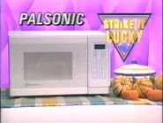 Strike it Lucky Palsonic Microwave