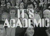 It's Academic -1971