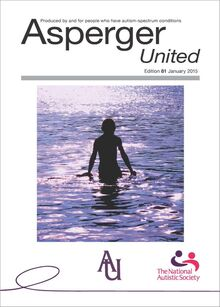 Asperger United Jan 2015 Cover
