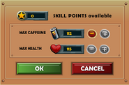 Skill Points