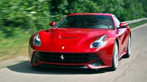 2013 Ferrari F12 Berlinetta The Grandest Tourer - Ignition Episode 28