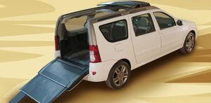 Dacia fold
