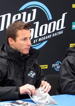Christian Klien - New Blood Racing By Morand - Silverstone 19-04-14