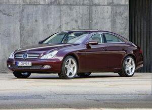 Mercedes CLS 2009 1