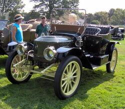 1912 Staney steam car