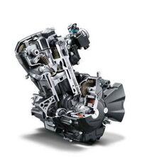 Japanese-Single-Cylinder-Engine