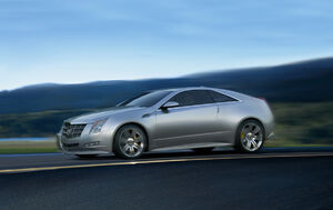 2008 Cadillac CTS Coupe Concept 011