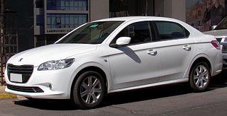 Peugeot 301 1.6 HDi Allure 2014
