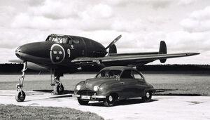 Saab-aero-history