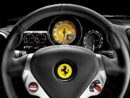 Ferrari California interior 2