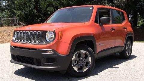2016 Jeep Renegade Sport (1.4L 6-spd Manual) - Test Drive & Review