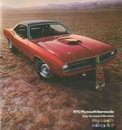 Plymouthbarracuda