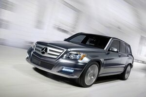 Mercedes GLK Townside 2