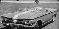 Chevrolet Corvair Sebring Spyder Concept