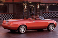 Chevrolet belair rear