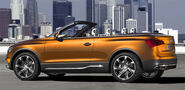 Audi cross coupe