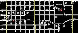 Phoenix Grand Prix Route - 1989, 1990