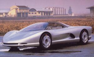 Chevrolet Corvette Indy Concept 1