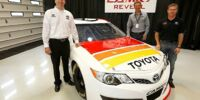 2013 NASCAR Sprint Cup Series Race Cars