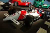 Mercedes Indycar