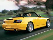 S2000 rear