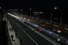 Cars prior to the start of 2015 12 hour