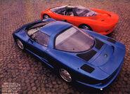 Chevrolet Corvette Indy Concept 2