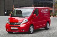 Opel Unveils Vivaro e-Concept 4