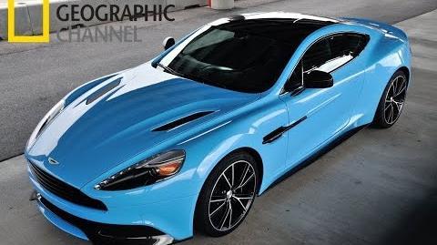 Aston Martin Megafactories (National Geographic HD)