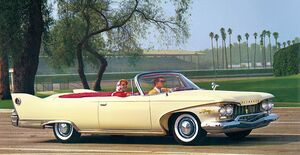 Retro1960 Plymouth Fury