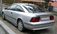 800px-Opel Calibra rear 20071212