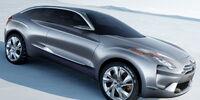Citroën Hypnos Hybrid Crossover Concept