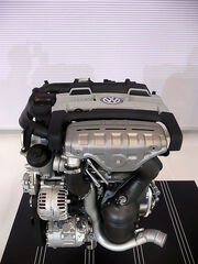 Volkswagen TSI engine 01