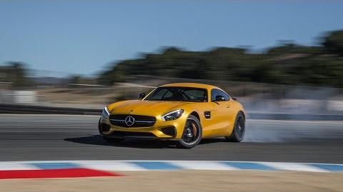 2016 Mercedes-AMG GT S Hot Lap! - 2016 Best Driver's Car Contender