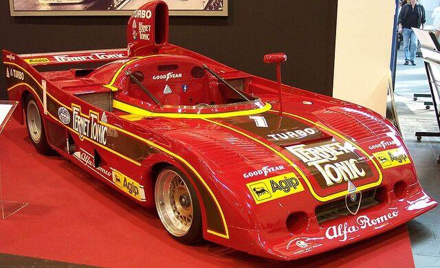 File:Alfa Romeo 33 SC 12 Sovralimentata 1977 red vr TCE.jpg