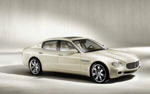 Maserati Quattroporte Collezione Cento 2