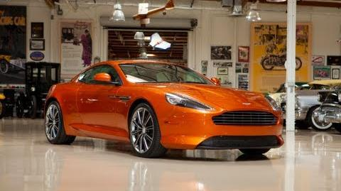 2011 Aston Martin Virage Coupe - Jay Leno's Garage