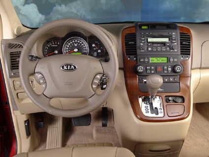 File:2006 Sedona dashboard.jpg