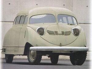 1936 Stout Carab