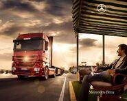 Mercedes-Benz Actros 16
