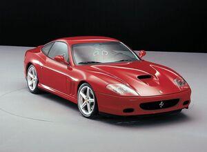 Ferrari 575m maranello 01
