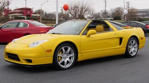 2002 Acura NSX-T Start Up, Exhaust, and In Depth Review