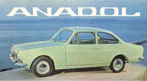 Anadol a1 72