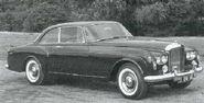Std 1963 bentley s3 coupe