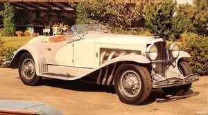 193x Duesenberg SJ ( Gary Cooper )=mwb=