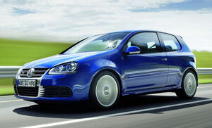 Golf r32 speed