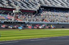 Start of 2011 Daytona 24